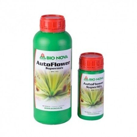Bio Nova AutoFlower-SuperMix 250ml