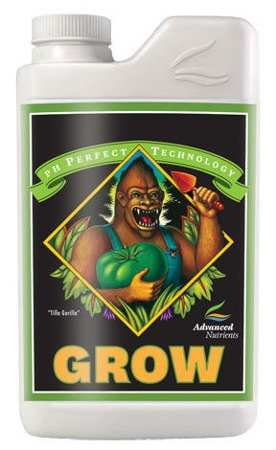 GROW 1-0-4 (z formułą pH perfect), 1L