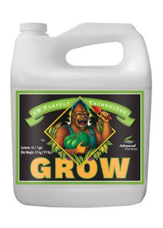 GROW 1-0-4 (z formułą pH perfect), 5L