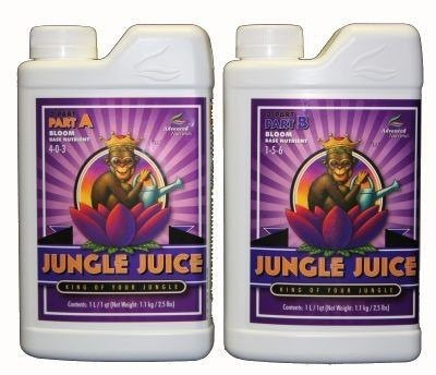 Jungle Juice A+B BLOOM 1L