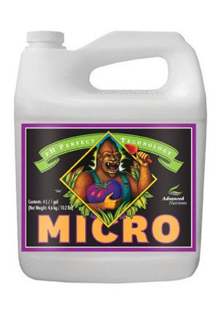 MICRO 2-0-0 (z formułą pH perfect), 4L