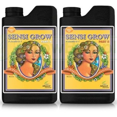 Nawóz Sensi Grow A/B, pH Perfect, 2x1L