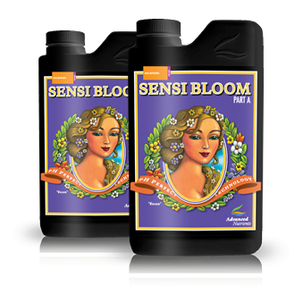 SENSI BLOOM part A/B, pH Perfect, 2x0,5L